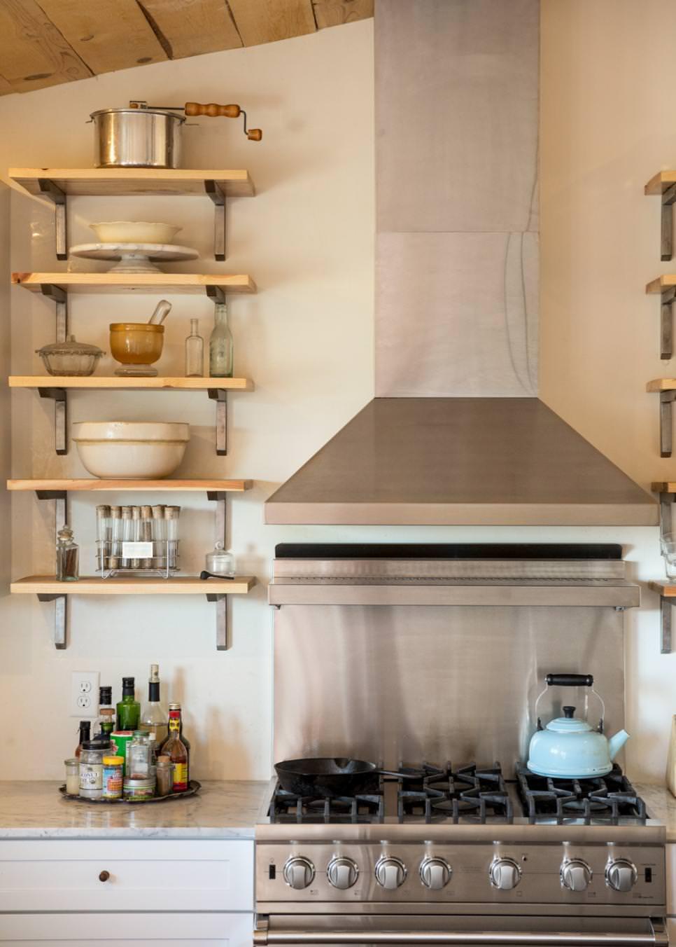 25 Kitchen Shelves Designs Decorating Ideas  Design Trends  Premium PSD Vector Downloads