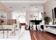 20+ Pink Living Room Designs, Decorating Ideas   Design ...