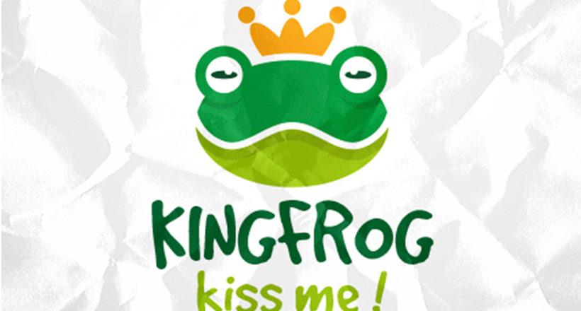 25 Frog Logo Designs Ideas Examples  Design Trends  Premium PSD Vector Downloads