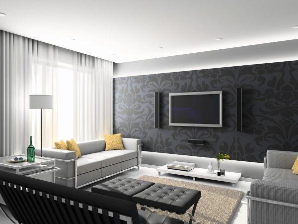 contemporary living room design 16+ Modern Living Room Designs, Decorating Ideas | Design Trends - Premium PSD, Vector Downloads