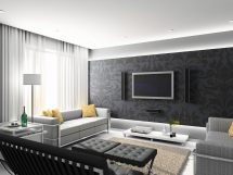 Modern Living Room Design Decorating Ideas