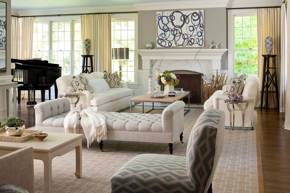 how to decorate a long living room with fireplace in the middle furniture south africa 23 square designs decorating ideas design trends classic