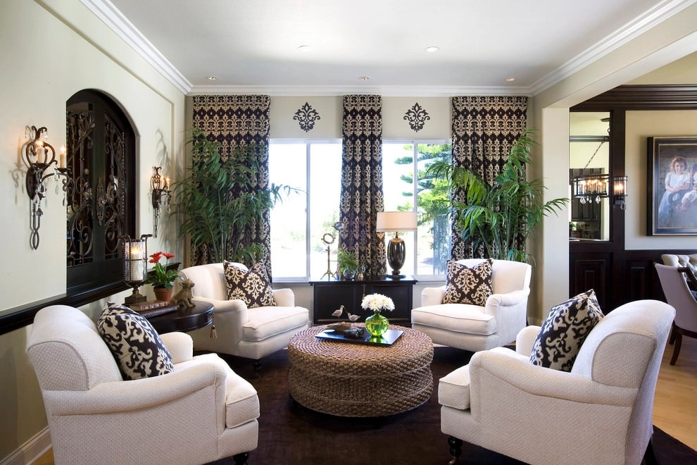 A useful guide to help you. 23+ Square Living Room Designs, Decorating Ideas | Design ...