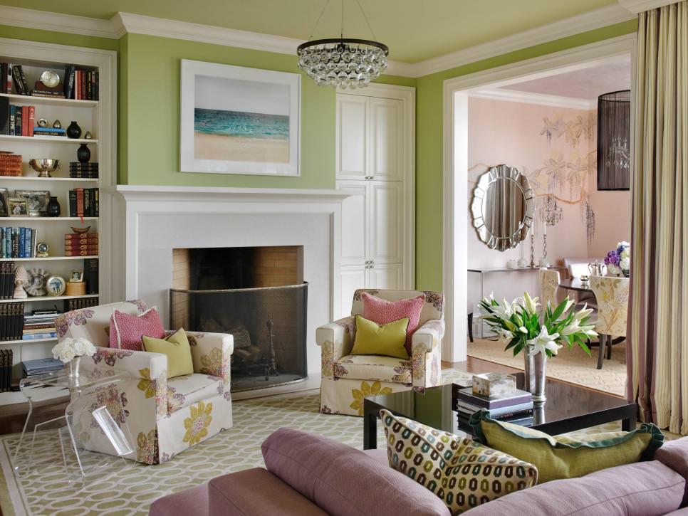20+ Living Room Fireplace Designs, Decorating Ideas