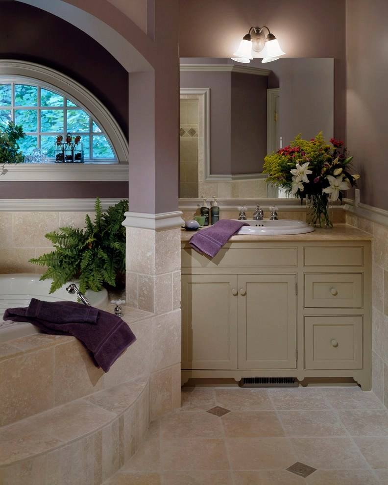 23 Purple Bathroom Designs Decorating Ideas  Design Trends