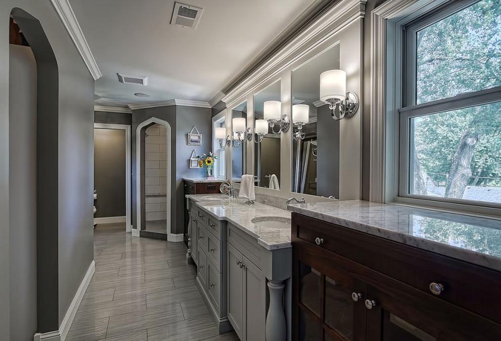 24 Grey Bathroom Designs  Bathroom Designs  Design