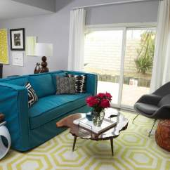 Grey And Yellow Living Room Decorating Ideas Photo 22 Teal Designs Design Trends Eclectic Gray