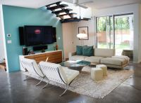 22+ Teal Living Room Designs, Decorating Ideas | Design ...