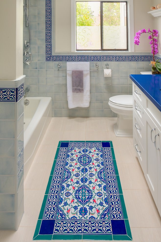 25+ Bathtub Tile Designs, Decorating Ideas  Design Trends