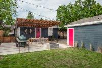 25+ Concrete Patio Outdoor Designs, Decorating Ideas ...