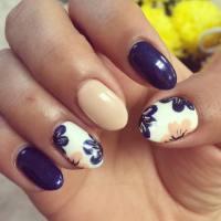 19+ Flower Nail Art Designs, Ideas | Design Trends ...