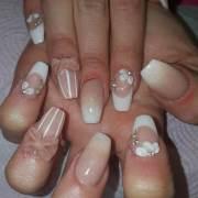flower nail art design ideas