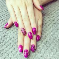 23+ Oval Nail Art Designs, Ideas | Design Trends - Premium ...