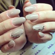 oval nail art design ideas