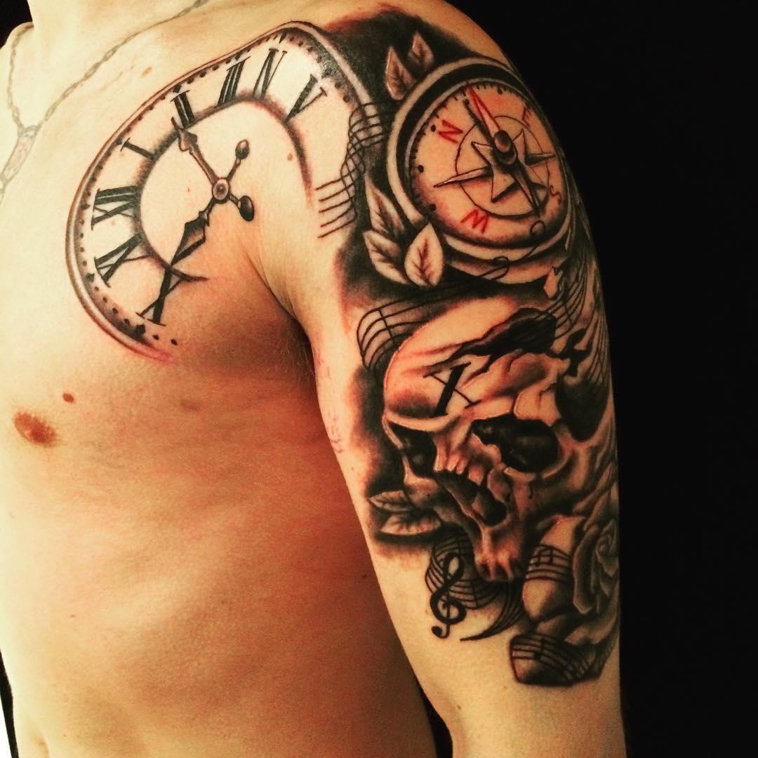 27+ Cool Sleeve Tattoo Designs, Ideas  Design Trends