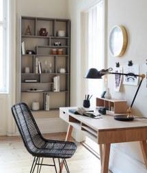 Scandinavian Home Office Design Ideas