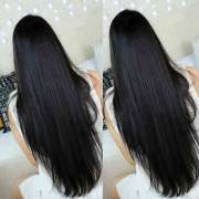long straight haircut ideas