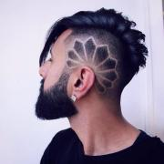 awesome shaved sides hairstyles