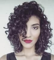 curly short haircut ideas
