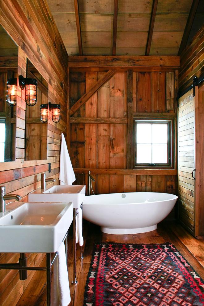 17 Wooden Bathroom Designs Decorating Ideas  Design Trends  Premium PSD Vector Downloads