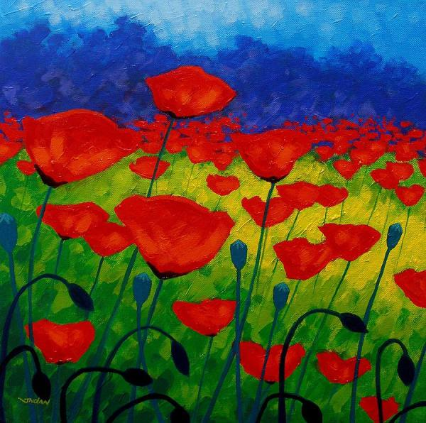 Flower Paintings Art Ideas Design
