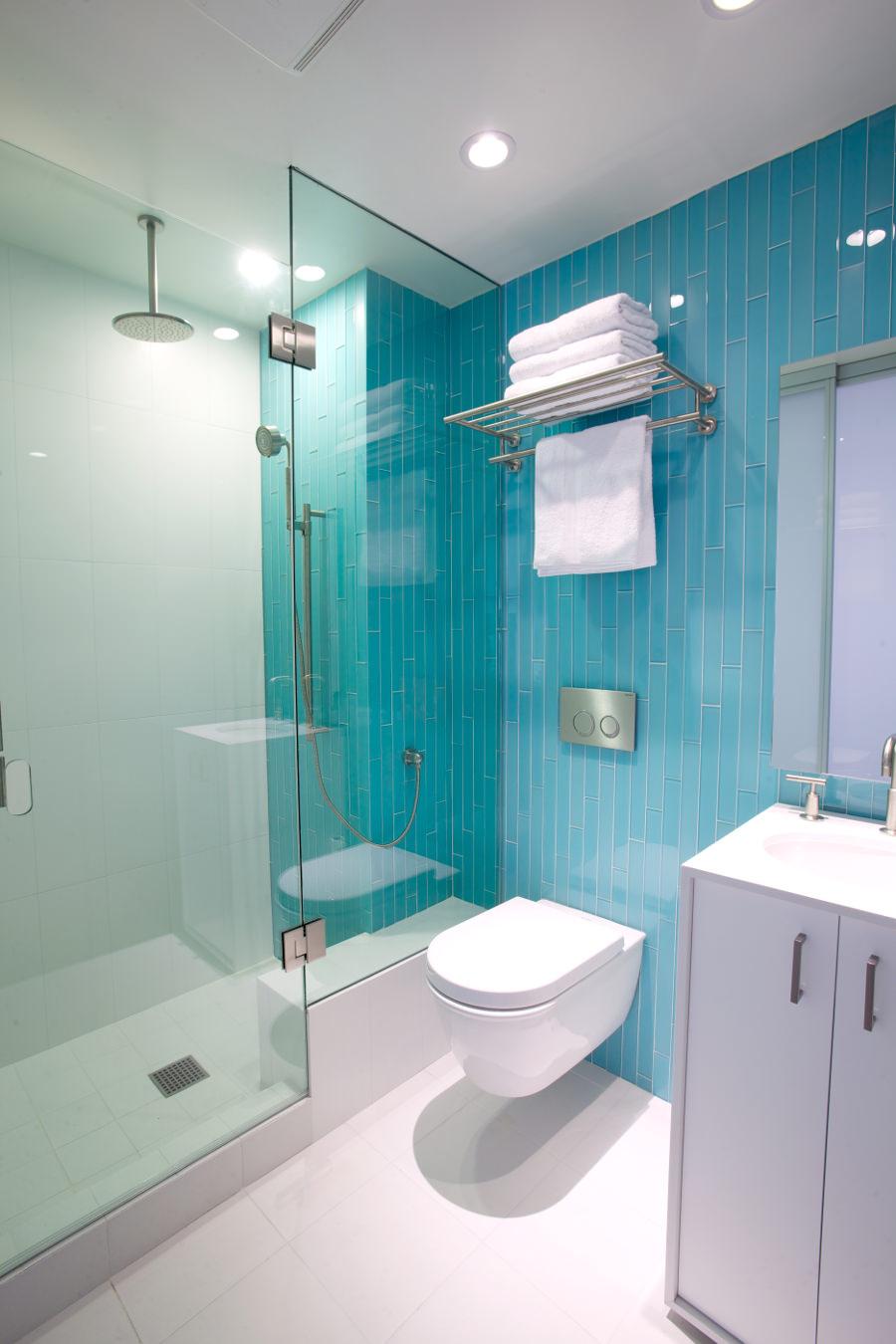 18 Turquoise Bathroom Designs Decorating Ideas  Design Trends  Premium PSD Vector Downloads