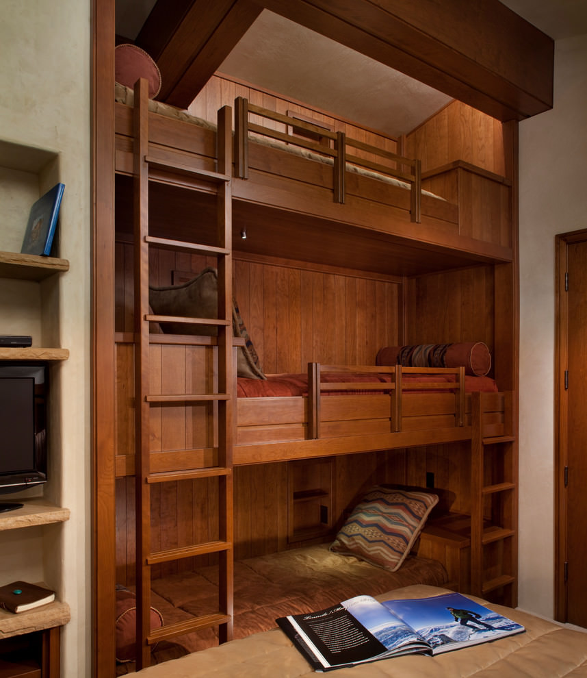 25 Modern Bunk Bed Designs  Bedroom Designs  Design