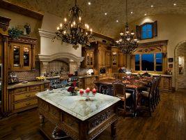 20+ Luxury Kitchen Designs, Decorating Ideas   Design ...