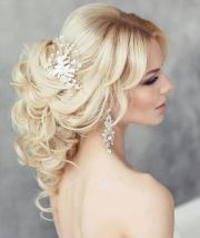 collection of formal hairstyles