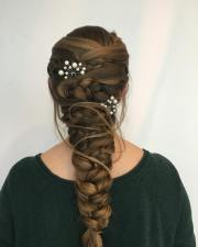 long braids haircut ideas