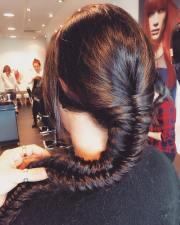 long braids haircut ideas