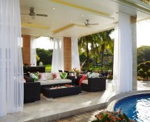 Outdoor Living Room Design Decorating Ideas