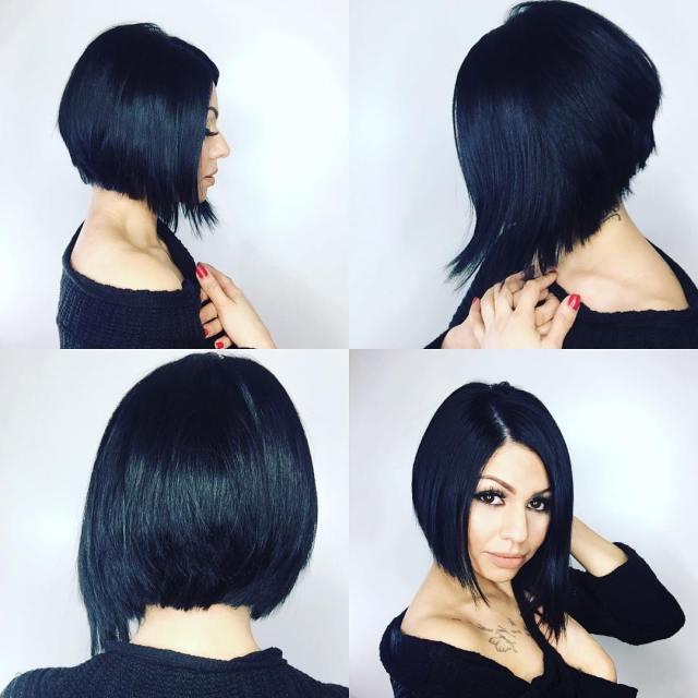 24+ stacked bob haircut ideas, designs | hairstyles | design