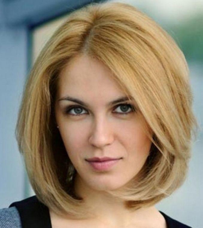 Image Result For Medium Length Hairdo