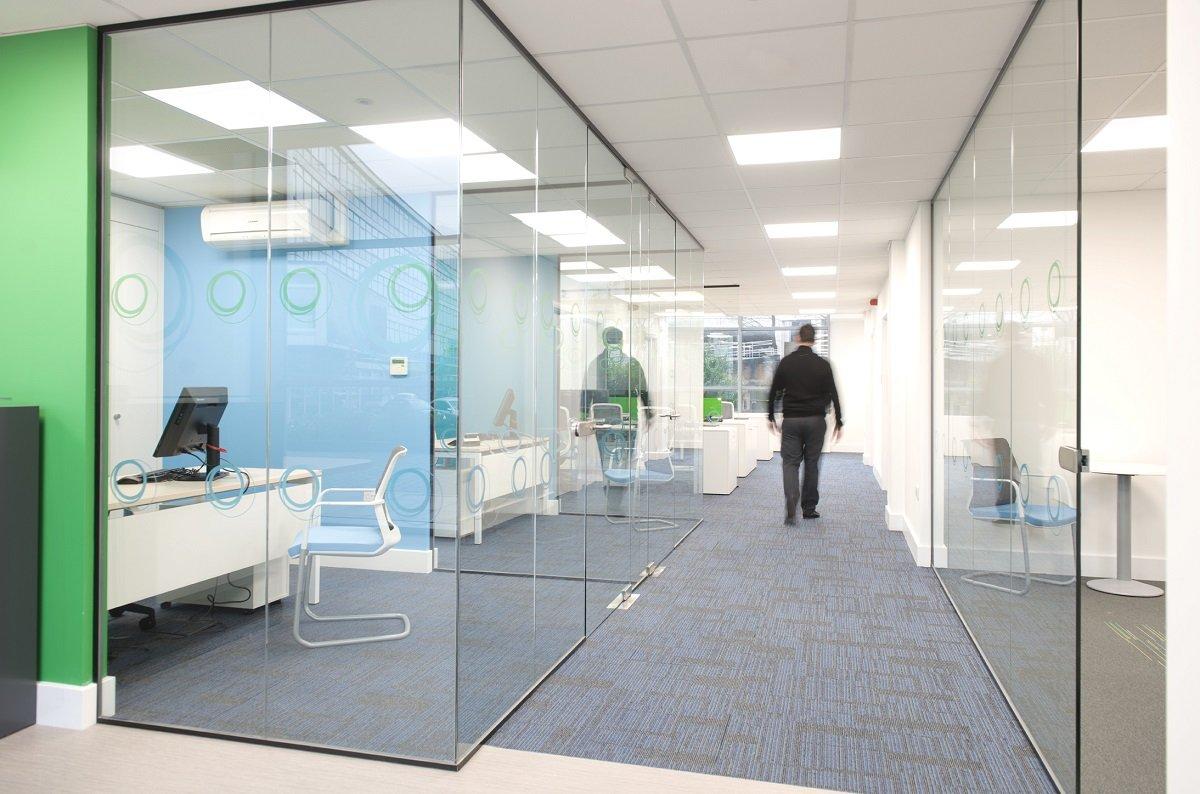 23 Office Space Designs Decorating Ideas  Design Trends