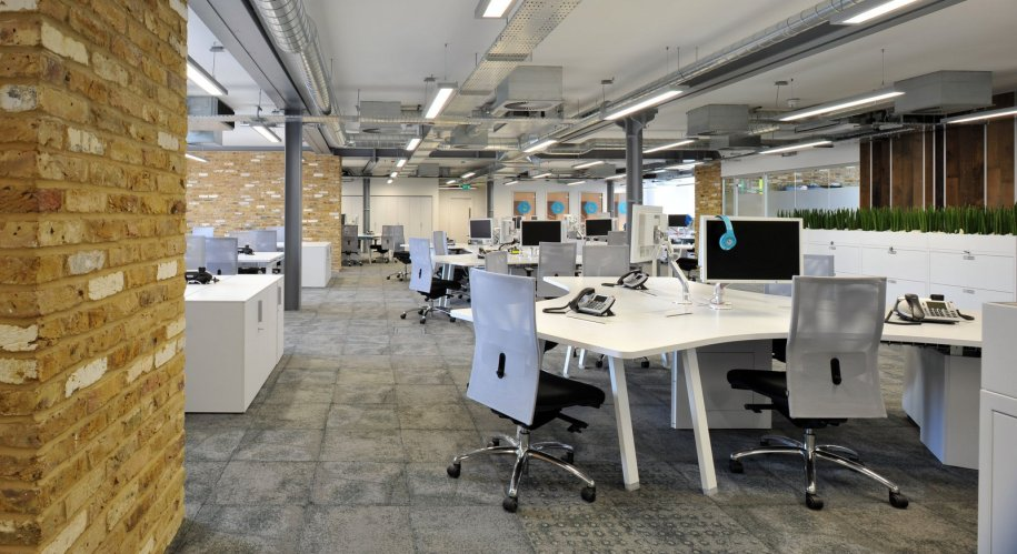 23+ Office Space Designs, Decorating Ideas | Design Trends ...