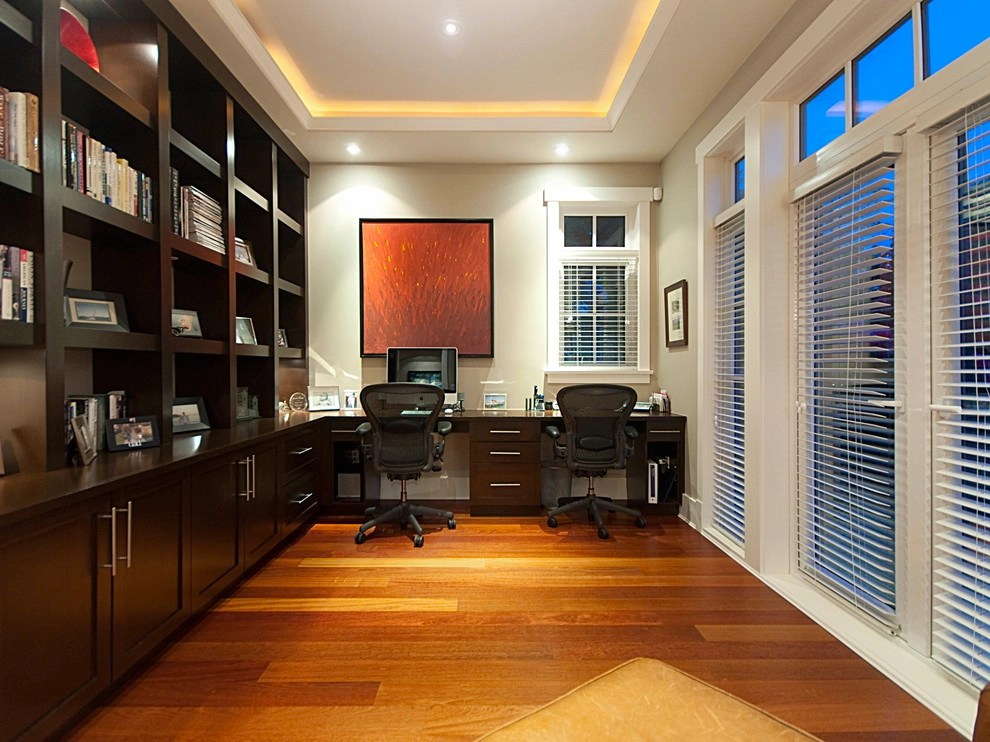 21+ Stylish Home Office Designs, Decorating Ideas