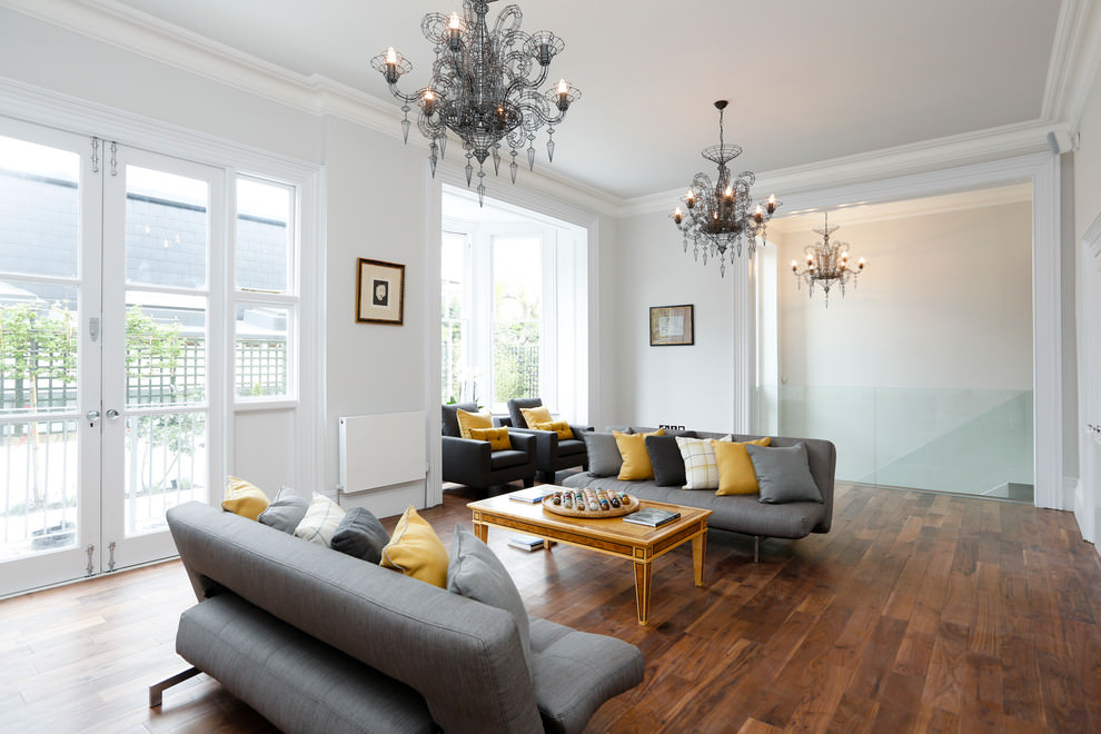 living room ideas with gray couches white images 24+ sofa designs, decorating ...