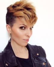 short hairstyle design ideas