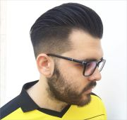 men fade haircut ideas design