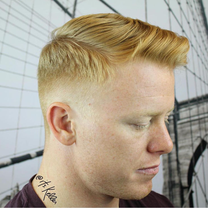 20 Men Fade Haircut Ideas  Designs  Design Trends  Premium PSD Vector Downloads