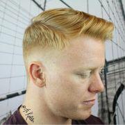 men fade haircut ideas design