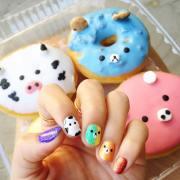 animal nail art design ideas