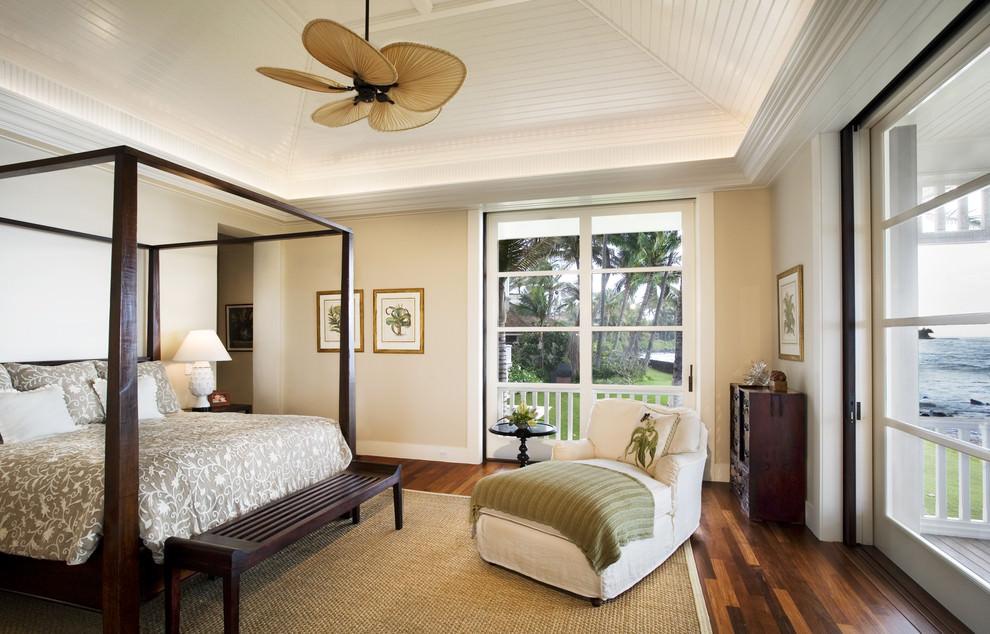 24 Tropical Bedroom Designs Decorating Ideas  Design