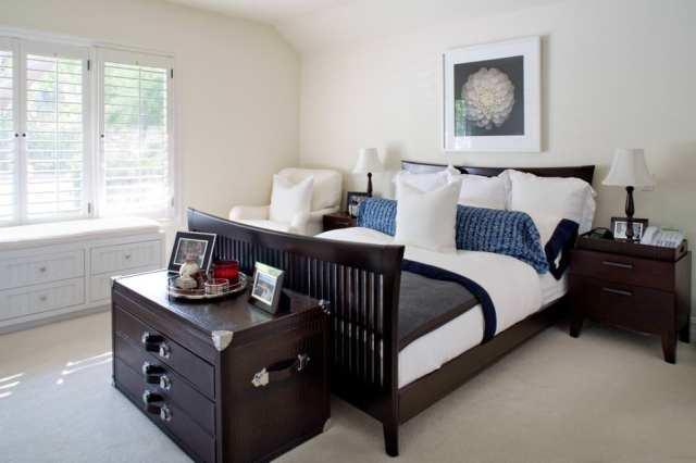 23+ Dark Bedroom Furniture | Furniture Designs | Design Trends