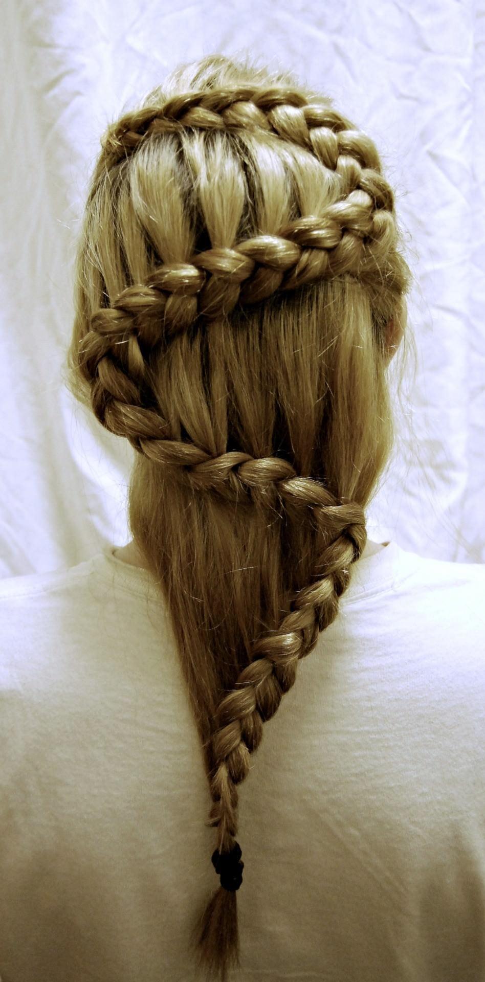 24 Long Braids Haircut Ideas Designs  Hairstyles  Design Trends  Premium PSD Vector Downloads