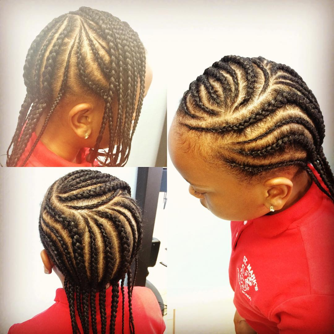 Hairstyles Braids For Kids
