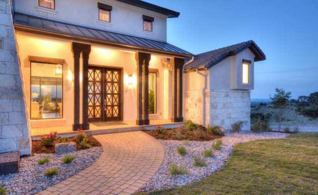 25 Country Home Exterior Designs Decorating Ideas
