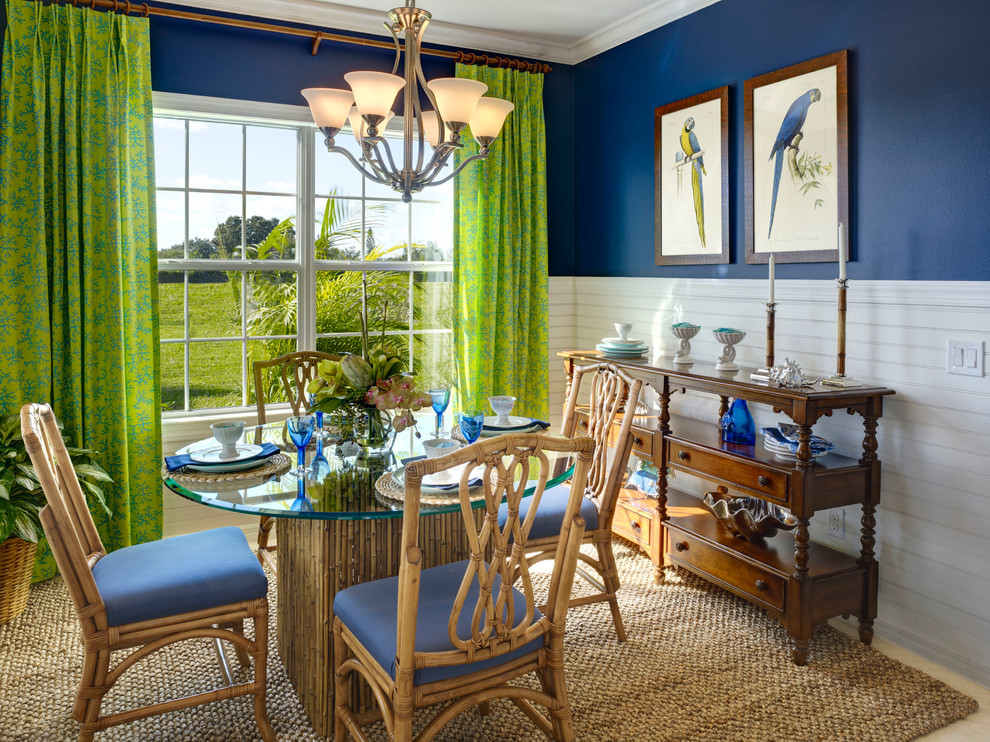 feng shui living room colors 2017 furniture knoxville tn 25+ blue dining designs, decorating ideas | design ...