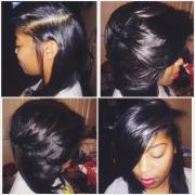 layered bob haircut ideas